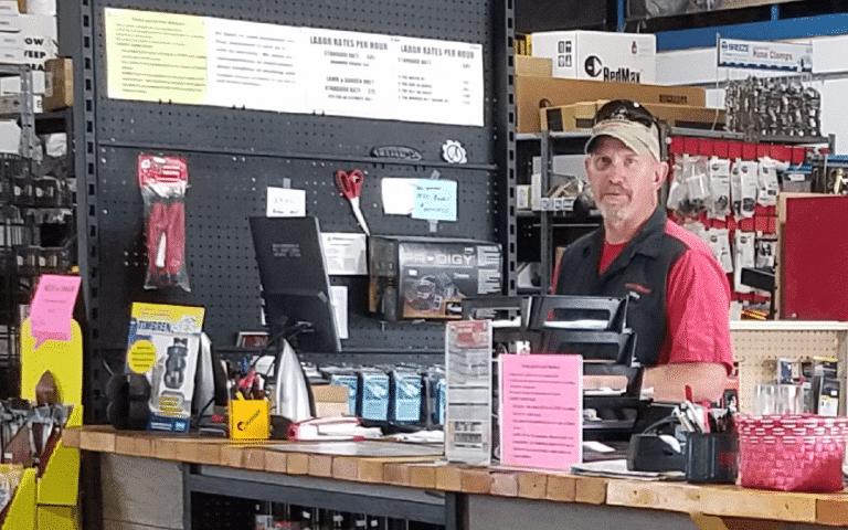 maxon equipment, outdoor equipment kenosha, customer service