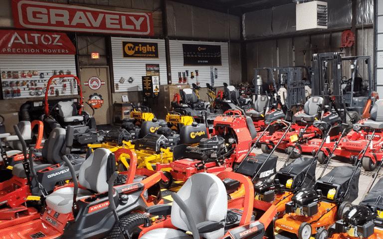 maxon equipment, mower dealer in kenosha, snow equipment dealer in kenosha